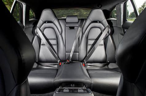 porsche back seat porsche panamera 4 e hybrid sport turismo 2017 review