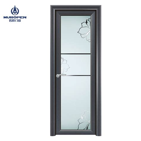 Modern Bathroom Door by Modern Aluminum Toilet Door Bathroom Door Design With