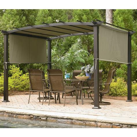 garden oasis pergola with canopy 18 best images about pretty pergolas on pergola shade garden oasis and retractable