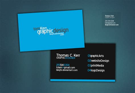 business card design business card