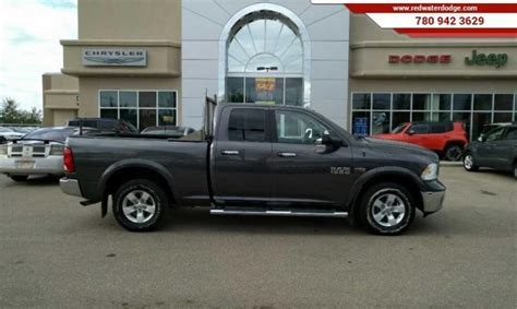2014 dodge ram 1500 outdoorsman 2014 ram 1500 outdoorsman trim redwater ab