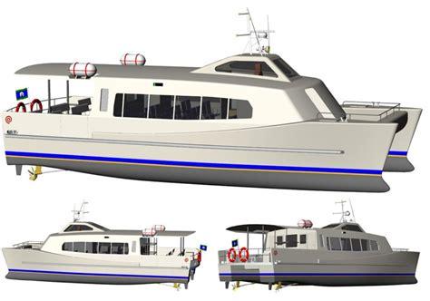 new 15 5m coastal catamaran ferry for sale boats for - Coastal Catamaran Ferry
