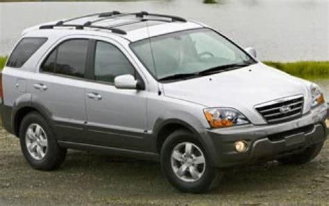 2004 Kia Sedona Towing Capacity 2008 Kia Sorento Vs Gmc Envoy Chrysler Aspen Dodge