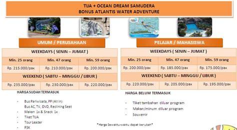 harga tiket masuk dufan ancol 2012 seaworld atlantis ocean dream harga tiket masuk dufan ancol 2012 seaworld atlantis ocean