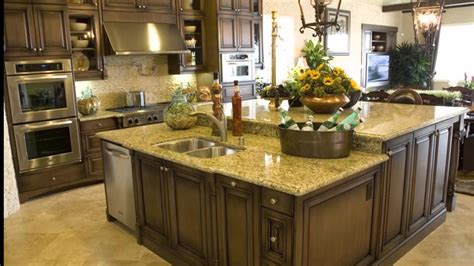 Slab Kitchen Cabinets by 35 Beautiful Custom Kitchen Island Ideas Youtube