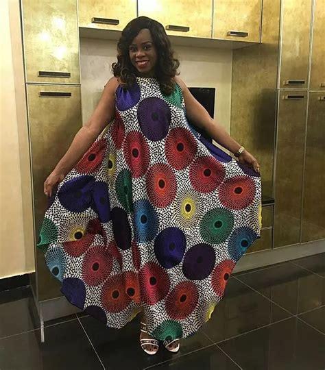 ankara flowing gown styles latest ankara styles 2018 pick your new favourites jiji