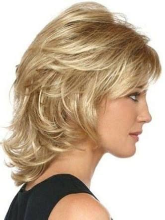 feather back medium length hair cuts pictured resultado de imagem para short feathered back haircuts for