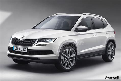 skoda jeep skoda to launch new small crossover in 2019 auto express