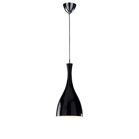 black chandeliers hanging lights lighting dar lighting tone ton8622 polished chrome pendant black cup glass shade dar lighting from