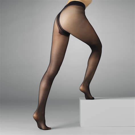 sheer tights wolford sheer 15 denier tights in black lyst