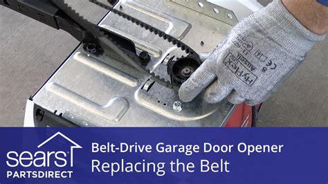 Belt Garage Door Opener Genie Belt Drive Garage Door Opener Wageuzi Subversia