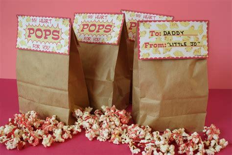 popcorn treat bags