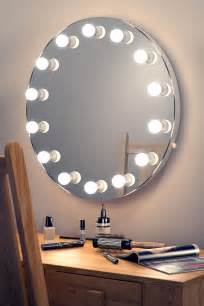 Large Makeup Mirror With Lights Uk Makeup Dressing Room Mirror With Dimmable
