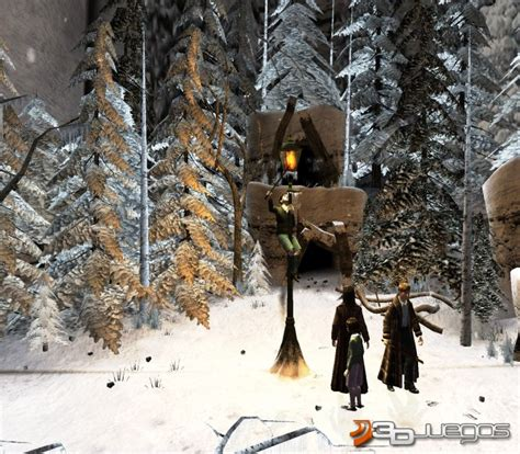 Setting Of Narnia The The Witch And The Wardrobe by Cr 243 Nicas De Narnia Juego Pc 3djuegos