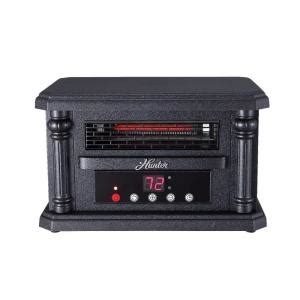 1500 watt tabletop quartz infrared heater with