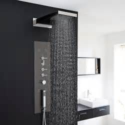 Showers Over Baths Ideas milano concealed thermostatic shower panel