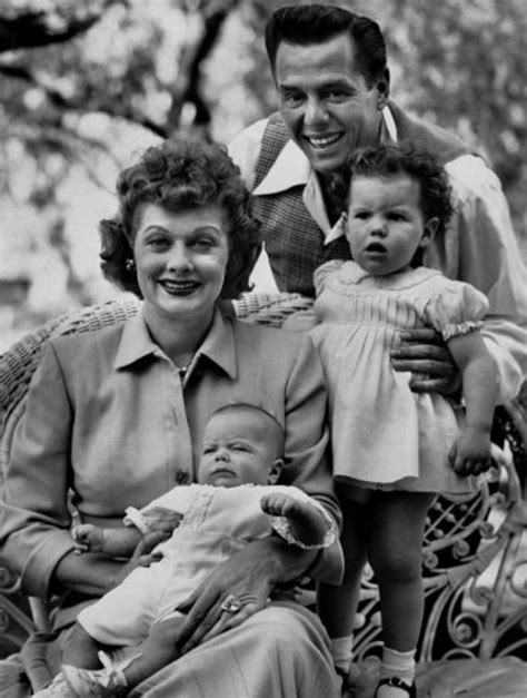lucy desi lucille ball desi arnaz celebrating father s day famous fathers with their baby