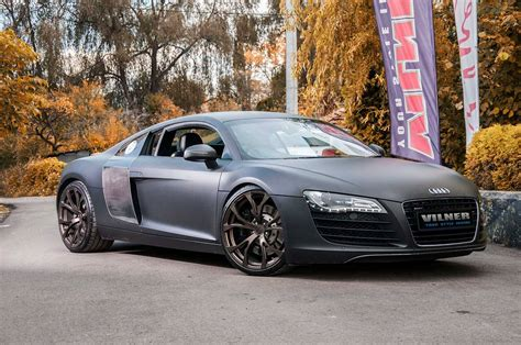 audi r8 official audi r8 by vilner gtspirit