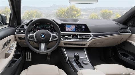 bmw  series touring  sport interior cockpit hd