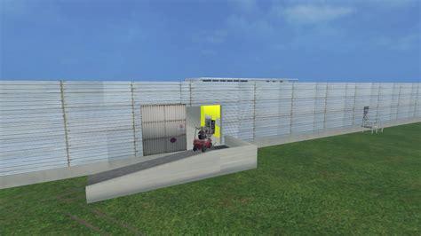 logistics center v 2 2 placeable ls 15 farming simulator