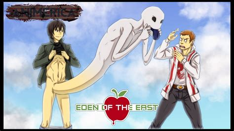 dex s review eden of the east animerica eden of the east youtube