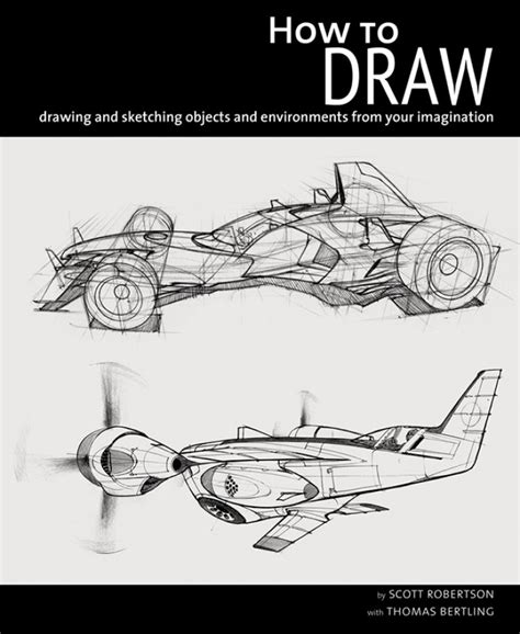 how to draw paint cars books robertson previews new educational books on design