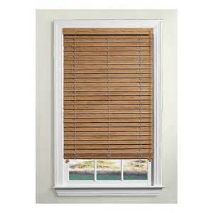 Custom Size Blinds Custom Size Now By Levolor Faux Wood 2 In Slat Room