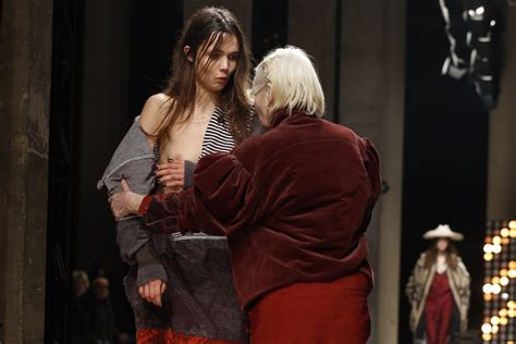 fashion week 2016 vivienne westwood saves the day