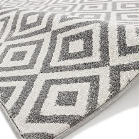 white and gray rug grey and white rug best decor things