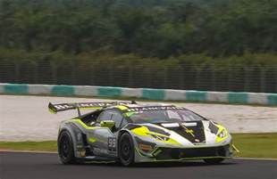 Lamborghini Blancpain Lamborghini Blancpain Trofeo Asia Of Malaysia