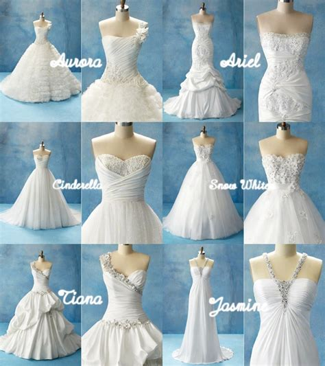 Disney Wedding Dresses   Trusper