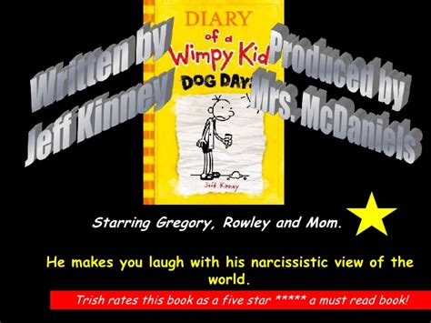 Diary Of A Wimpy Kid Cabin Fever Trailer by Book Trailer For Diary Of A Wimpy Kid