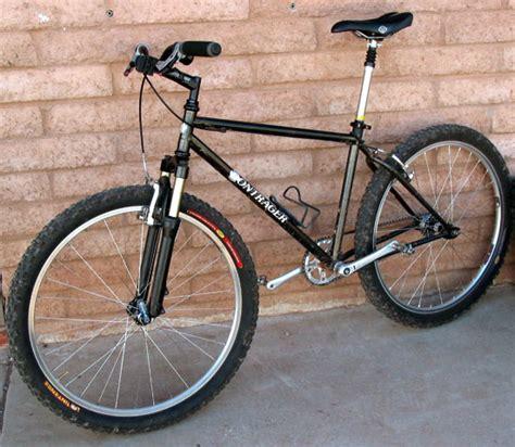 Uphill Bikes Mba by Ssg Gallery Cary Gossett S Bontrager Onceler