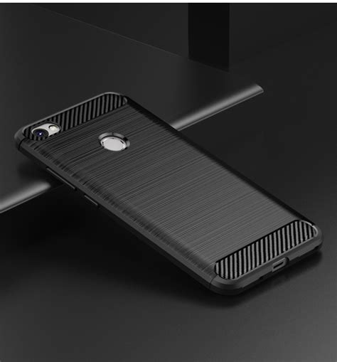 Carbon Ipaky Xiaomi Redmi 5a ipaky carbon fibre brushed tpu cell phone for xiaomi