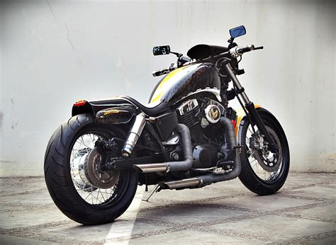 honda indonesia indonesian studio motor insanely cool honda shadow 1100