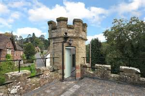 grade ii listed folly complete with turret on market for 163 268 000 daily mail online