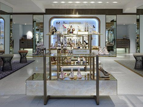 Harrods To Create A Shoe Boudoir by Harrods Shoe Salon By Shed Harrods Salons And Interior