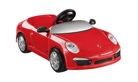porsche bicycle car 911 991 pedal car guards red vehicles for kids for