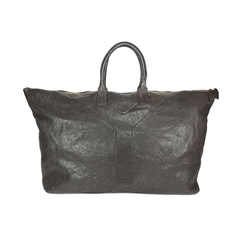 Yves Laurent Large Tribute Bag For Just 489 I Am In by Second Yves Laurent Htons Overnight Bag