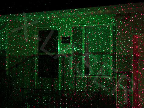 outdoor diwali christmas laser lights for tree red green
