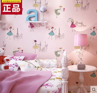 romantic pink kids bedroom wallpaper gilrs wallpapers children s room princess room wallpaper boys and girls