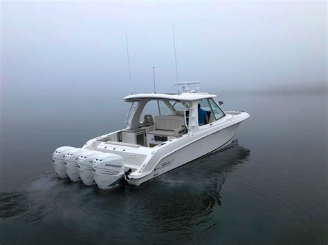 boston whaler boat reviews boston whaler 380 realm review boats