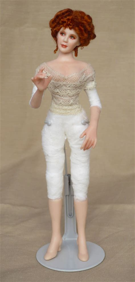 1 12th scale porcelain doll kits 1 12th scale archives miniature dolls by