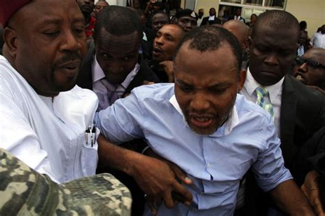 biography of nnamdi kanu biafra prophet warns of imminent bloodbaths in nigeria if