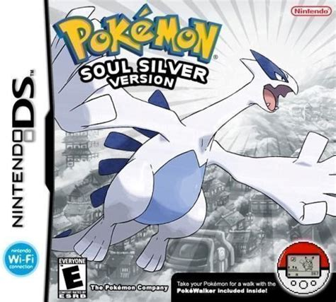 gold and soul silver version soulsilver version usa rom gt nintendo ds nds