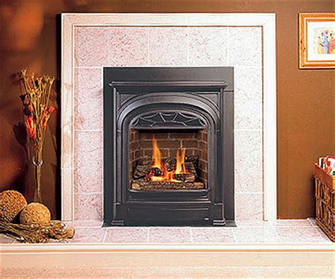 Gas Fireplace Clearance by Gas Fireplaces President Zero Clearance Kastle Fireplace