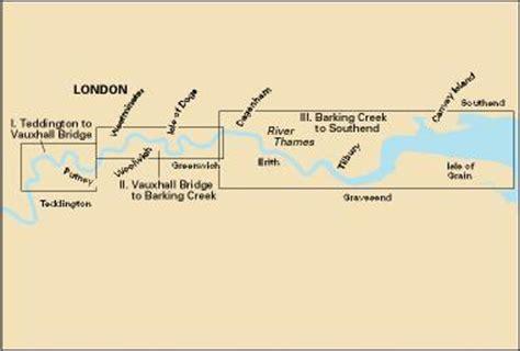 imray river thames map c2 the river thames imray maps isbn 085288 872 4