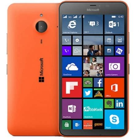 Hp Nokia Lumia Xl microsoft lumia 650 xl ponsel window layar amoled majalah ponsel