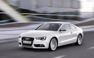 Audi A5 Coupe 2013 Audi A5 2013 Widescreen Car Wallpaper 03 Of 32