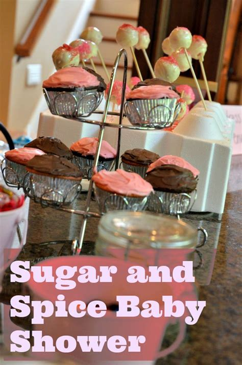 Sugar And Spice And Everything Baby Shower by Sugar And Spice Baby Shower Planning Tips And Decor